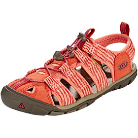 Keen Clearwater CNX Sandals Women orange
